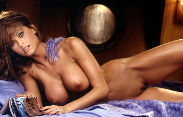 Karen McDougal 1997 by Stephen Wayda